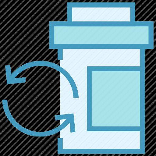 Arrows, bottle, drugs, medicine, pharmacy, pills bottle icon - Download on Iconfinder