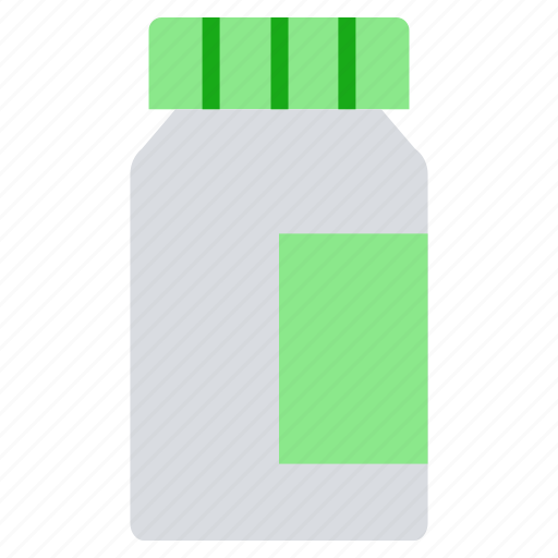 bottle, drugs, medicine, pharmacy, pills bottle icon