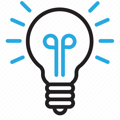 Lightbulb, light, energy, idea icon - Download on Iconfinder