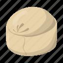cooking, dough, dumplings, food, meat, pelmeni