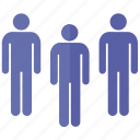 account, accounts, army, client, clients, collective, group, men, people, personal, persons, profile, union, user, users, workers icon