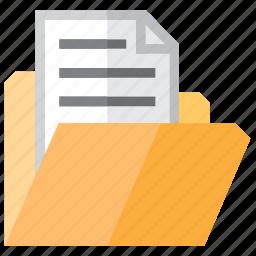 data, doc, docs, document, documents, extension, file, files, folder, full folder, paper, sheet, text icon