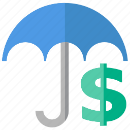 biz, dollar, finance, finances, financial, insurance, key, lock, locked, password, private, protect, protection, safe, safety, secure, security, shield, umbrella, weather icon