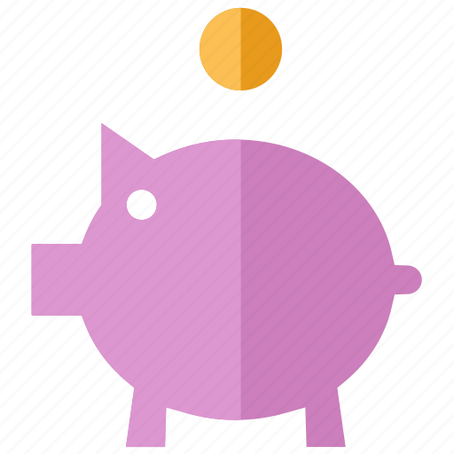 account, balance, bank, banking, business, cache, cash, dollar, ecommerce, finance, financial, gain, guardar, income, money, piggy, profit, save, saving, savings, shopping, storage, store, sum, total icon