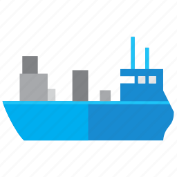 boat, deliver, delivery, ecommerce, float, go, ocean, port, sail, sea, ship, shipping, transfer, transport, transportation, travel, vehicle icon