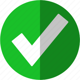 accept, approve, best, better, check, good, mark, ok, optimization, success, test, tick, valid, yes icon