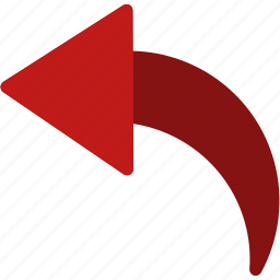 arrow, arrows, back, history, previous, restore, return, revert, rewind, rollback, rotate, undo icon