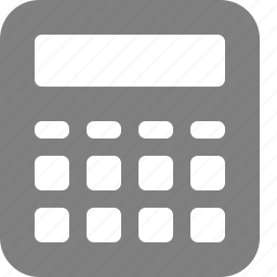 accounting, calculate, calculation, calculator, count, math, mathematical icon