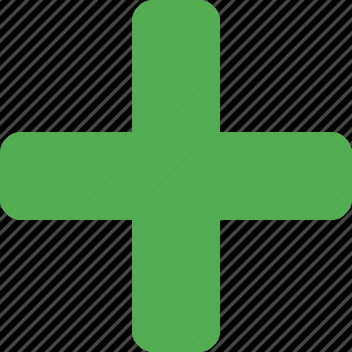 add, create, cross, healthcare, medicine, new, plus icon