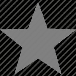 achievement, best, bookmark, favorite, favourite, like, star icon