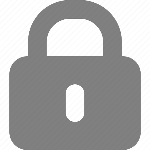 lock, locked, password, private, safe, security, ssl icon