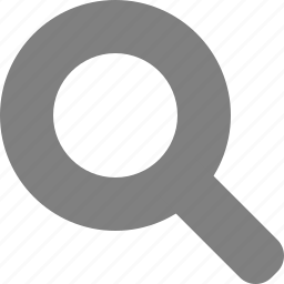 find, look, magnifier, search, seek, view, zoom icon