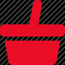 basket, cart, commerce, ecommerce, shop, shopping, store icon