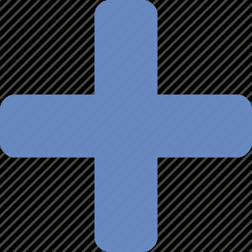 add, create, new, plus, sign icon