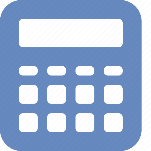 accounting, calc, calculation, calculator, math, mathematics icon