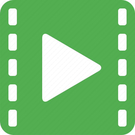 film, media, movie, multimedia, play, stream, video icon