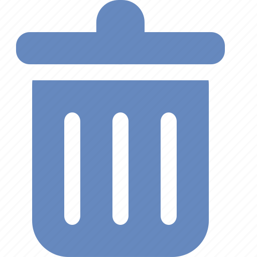 Bin, delete, garbage, recycle, remove, trash icon | Icon ...
