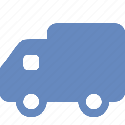 car, delivery, shipping, transport, transportation, truck, vehicle icon