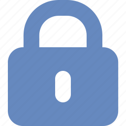 lock, locked, padlock, password, privacy, safety, security icon