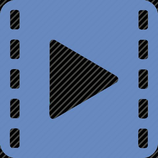 film, media, movie, multimedia, player, stream, video icon