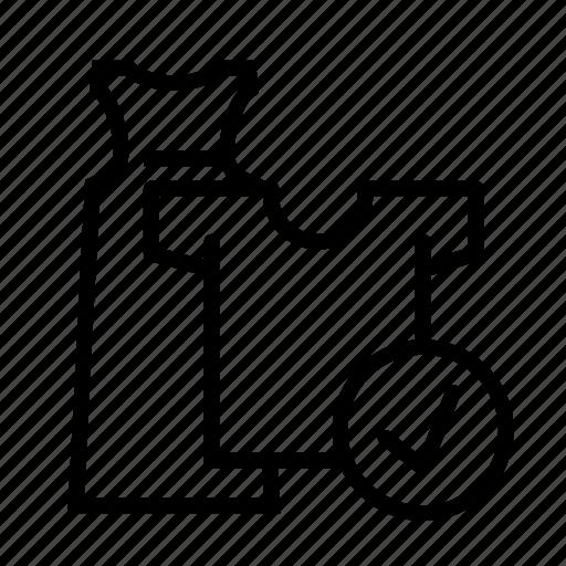 clothesapprove icon