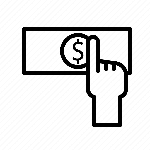 handbill icon
