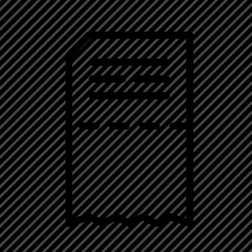 invoicebill icon
