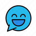 chatbubble icon
