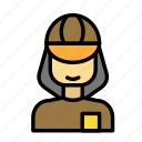 deliverygirl icon