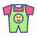baby, clothes, ecommerce, fashion, online shop, shop icon