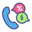 calling, communication, contact, ecommerce, information, online shop, support icon