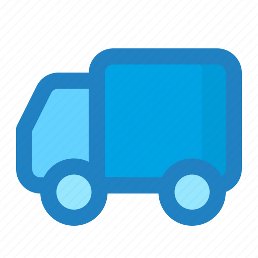 car, delivery, logistic, shipping, transport, truck, vehicle icon