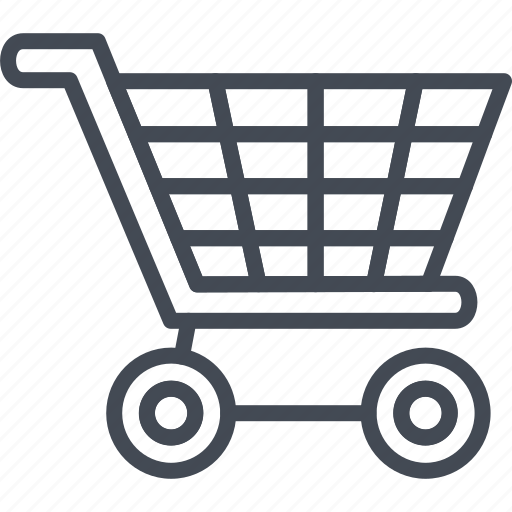 Business, cart, line, ouline, shopping icon - Download on Iconfinder