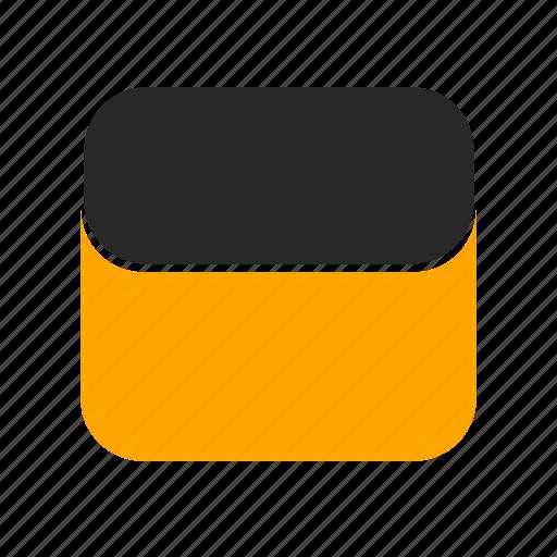 archive, box, database, file storage, folder, interface, storage icon