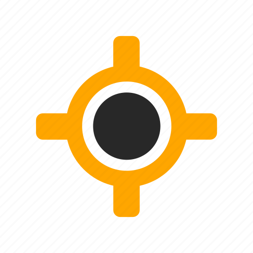 currunt location, fixed, gps, indicator, interface, location, navigation icon