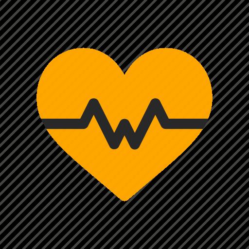 broken heart, care, health, healthcare, heart beat, medical, treatment icon