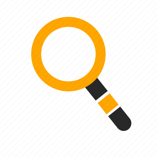 find, finding, glass, magnifier, magnifying glass, search, zoom icon