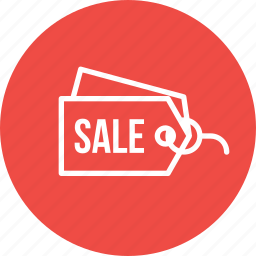 discount, ecommerce, label, offer, sale, sell, tag icon