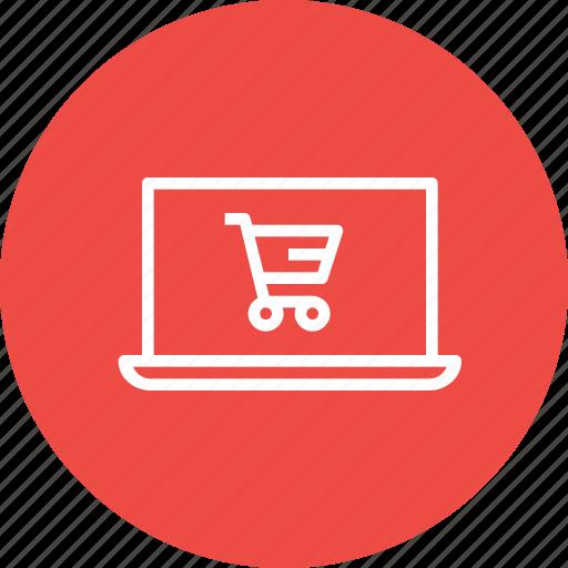 cart, device, ecommerce, finance, mobile, sale, shop icon