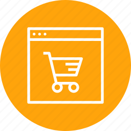 discount, ecommerce, mobile, offer, profit, sale, window icon