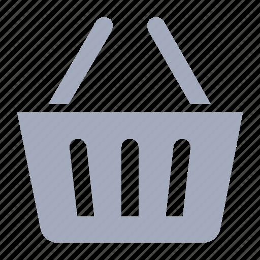 basket, buy, cart, shopping, store icon