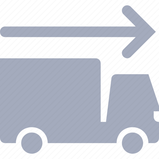 delivery, fast delivery, parcel, service, truck icon