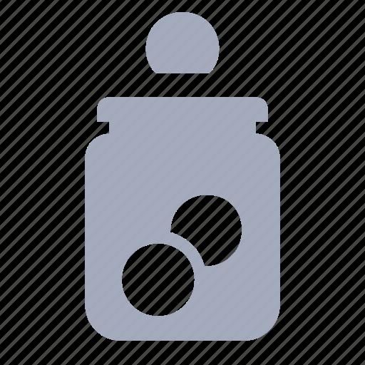 cash, coins, jar, moneybox, saving icon