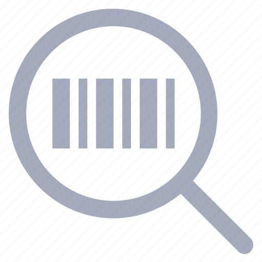 barcode, barcode reader, barcode scan, scan, search icon