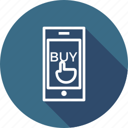 buy, device, mobile, online, sale, sell, touch icon