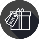 award, ecommerce, festival, gift, offer, prize, surprize icon