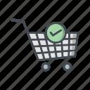 cart, online shopping, trolley