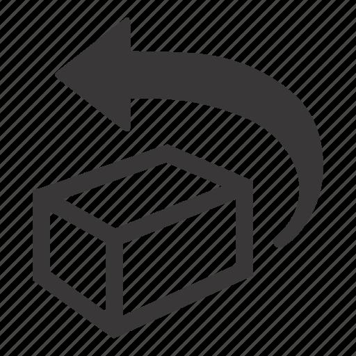 Back, return, returns icon - Download on Iconfinder