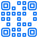 code, ecommerce, qr, scan, scanning, shopping icon