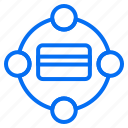 ecommerce, secure, shopping, transactions icon